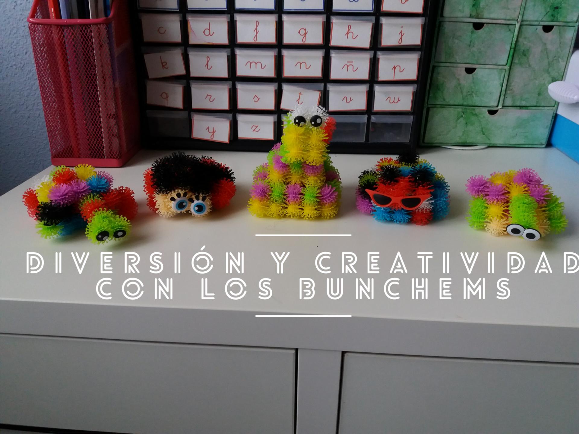 diversión y creatividad con los bumchens