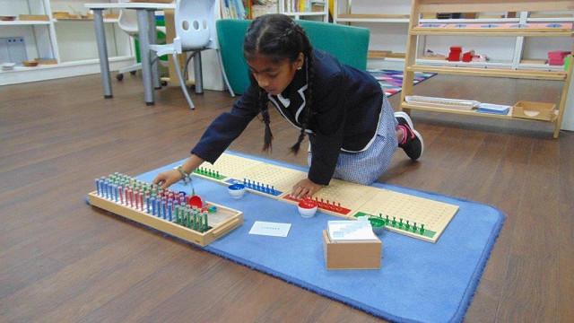 como eligir un colegio Montessori